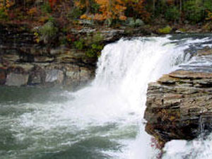 Little River Falls National Preserve