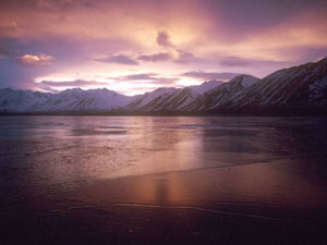 Twin Lakes - Lake Clark National Park