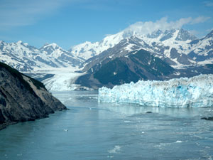 Wrangell - St. Elias National Park and Preserve - Hubbard Glacier