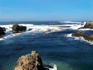 Big Sur - scenic coast