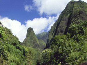 Iao Valley State Park Maui