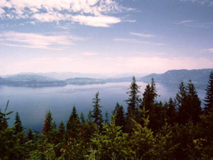 Pend Oreille Lake