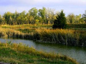 Cimarron National Grassland - Cimarron River