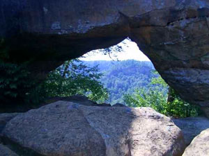 Red River Gorge Natural Bridge State Park