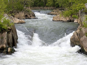 Great Falls National Park Park - Potomac River