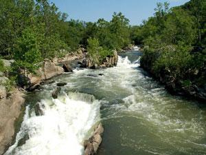 Great Falls National Park Park - Potomac River