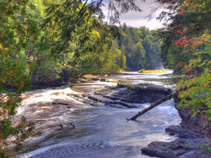 Presque Isle River