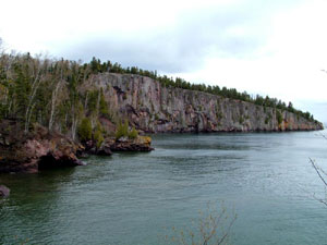 Shovel Point - Tette Gouche State Park