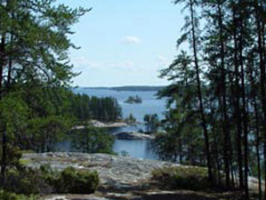 Voyageurs National Park - Anderson Bay