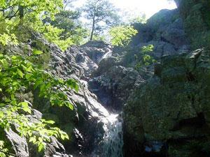 Johnson's Shut-Ins State Park - Minasauk Falls
