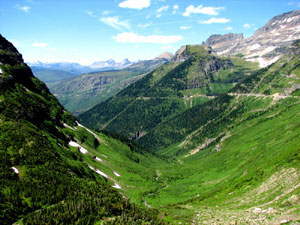 Glacier National Park - Garden Pass