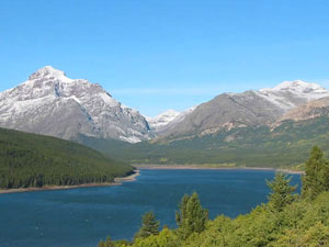 Glacier National Park - Medicine Lake