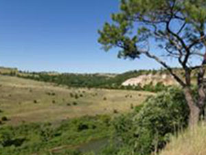 Niobrara River Canyon