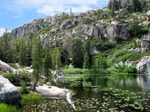 Lake Piute