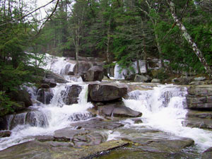 Diana's Baths - White Mountain National Forest