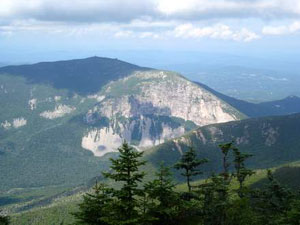 Franconia Notch - White Mountain National Forest