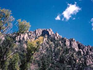 Cimmarron Canyon