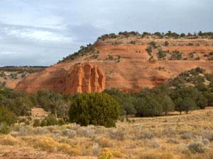 Red Rocks Mesa