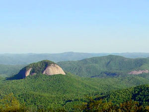 Looking Glass Rock