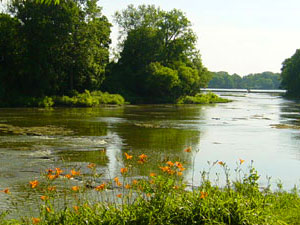 Maumee River - Mary Jane Thurston State Park