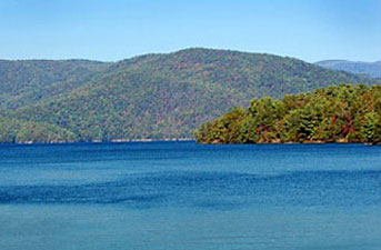 Lake Jocassee State Park