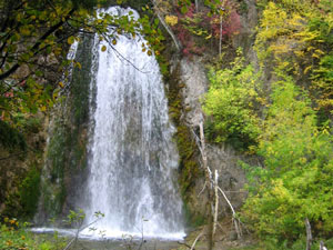 Spearfish Canyon - Spearfish Falls