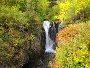 Spearfish Canyon - Roughneck Falls