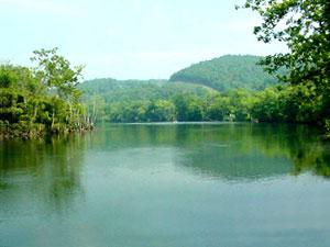 Norris Dam State Park - Norris Lake
