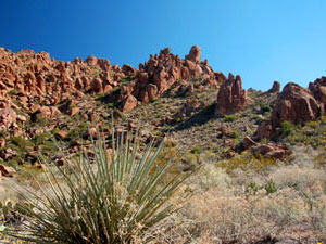 Big Bend National Park - Grapevine Hills