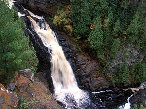 Big Manitou Falls