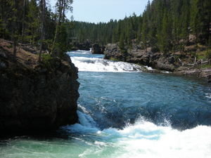 Yellowstone National Park - Yellowstone River